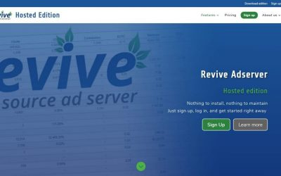 Revive Adserver Hosted edition one year anniversary